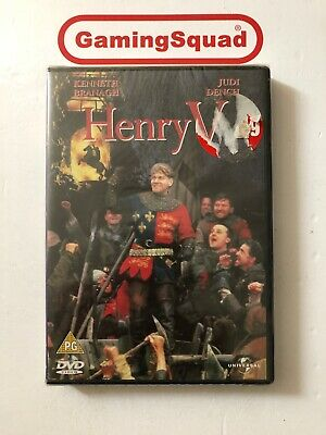 Henry V NEW DVD, Supplied by Gaming Squad