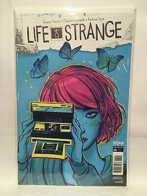Life is Strange #5 Cover A Veronica Fish NM- 1st Print Titan Comics 2019