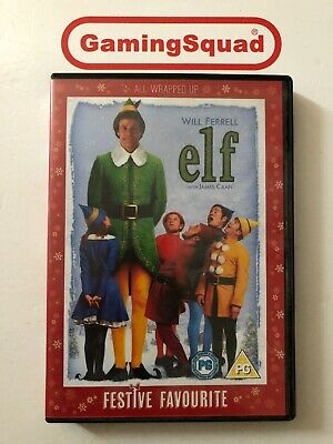 Elf (2 Disc) DVD, Supplied by Gaming Squad