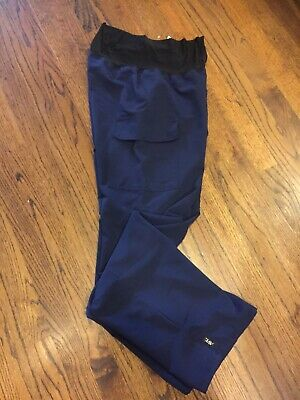 6d63ebd3ce7 Maternity Ave Scrub Pants By Medline size S tall Excellent Condition Navy  Blue