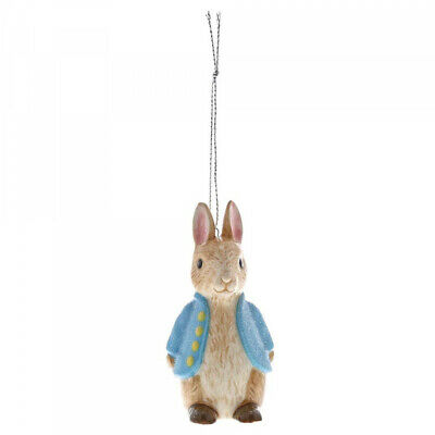 Beatrix Potter Peter Rabbit Hanging Figurine / Ornament