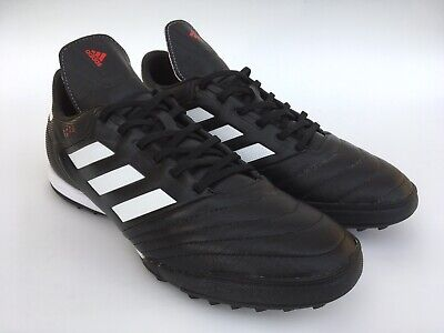new arrival 08453 5e5ad Adidas Copa 17.3 TF Turf Soccer Cleats Black White Men s Size 10.5 BB0855