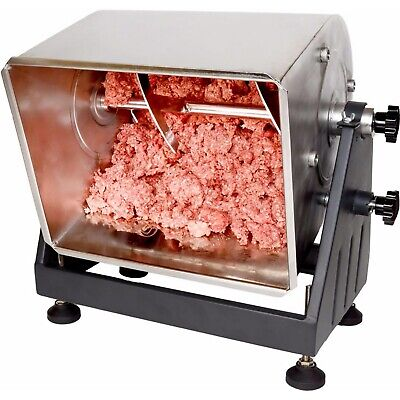 Butcherbuddy S/S Manual Meat Mixer – 22kg Capacity