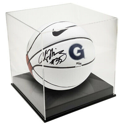 OnDisplay DELUXE 5mm ACRYLIC BASKETBALL/SOCCER BALL DISPLAY CASE-UV PROTECTED