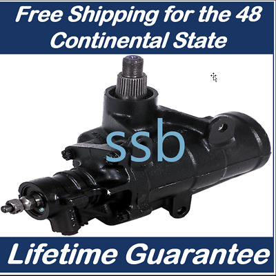 Power Steering Gear Box for 1997 - 1998 Ford Expedition