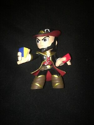 League of Legends Funko Mystery Minis Vinyl Figures Twisted Fate 1/24