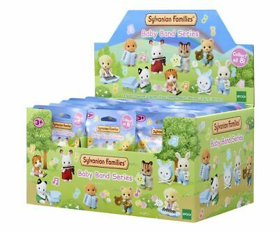 New Sylvanian Families SF - 1PC ASSORTED Baby Band Series By OZSALE