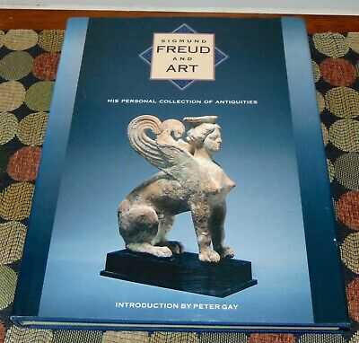 1989 SIGMUND FREUD AND ART His Personal Collection Of ANTIQUITIES