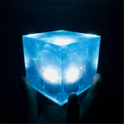 Marvel Avengers Tesseract Cube Thanos Iron Man Loki Endgame Replica Cosplay Prop