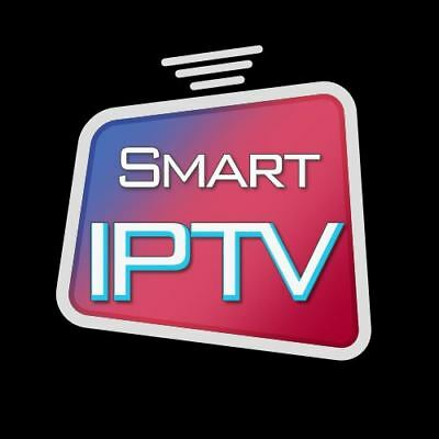 12 Month IPTV subscription USA CANADA EURO ARABIC Smart TV MAG Stbemu Android