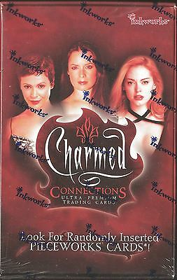 CHARMED - Connections Premium Trading Cards Factory Sealed Box [Inkworks] #NEW