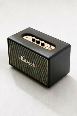 Urban Outfitters Marshall Amplification Wireless Bluetooth Speaker New