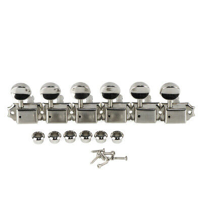 6R Electric Guitar Vintage Tuning Pegs Keys Machine Heads Tuners for FD Guitar