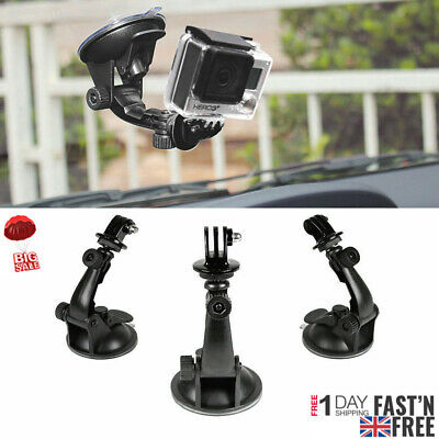 Car Mount Holder Vacuum Suction Cup Windscreen Bracket for GoPro Hero 1 2 3 3+ 4