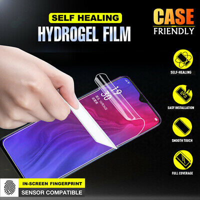 Oppo Reno 10X Zoom 5G SupRShield HYDROGEL Full Coverage Screen Protector Guard