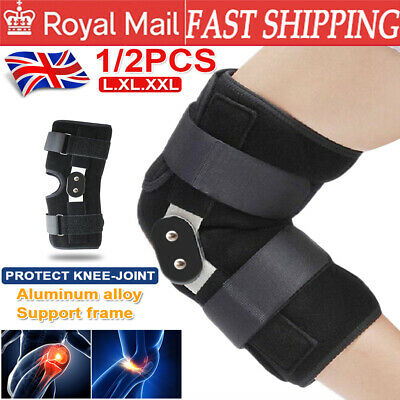 b148eedc98 Two-Hinged Knee Support Medical Grade Breathable Open Patella Brace-High  Quality