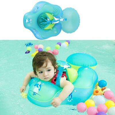 Inflatable Children Kids Blow Up Waist Swim Ring Trainer Bath Water Toy SD
