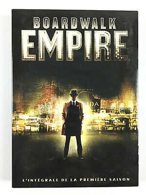 Boardwalk Empire Saison 1 Coffret DVD