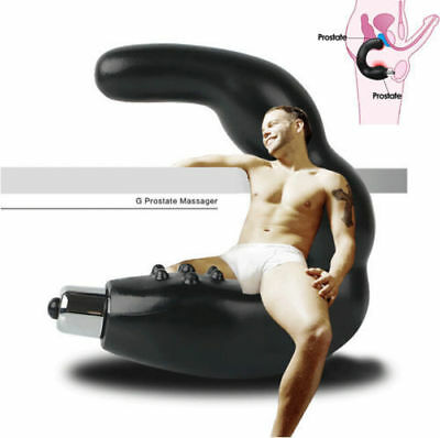 U-Shape vibrations adults PROSTATE PLUG sex_G massagers male toys for mens