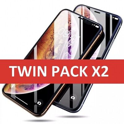 5D Premium Tempered Glass Screen Film Protector For iPhone XS Max High Quality