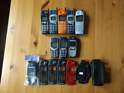 LOT OF 3 NOKIA CELL PHONE 2610 2330 6600 ATT T-MOBILE GSM