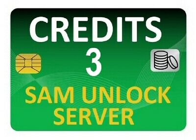 Direct Unlock Server Credit For Samsung Galaxy S8, S8+, A10, A20, A30, A40, A50,