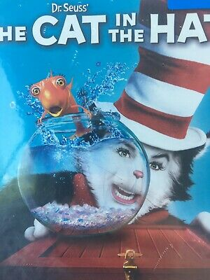 Dr. Seuss' The Cat In The Hat New Blu-Ray