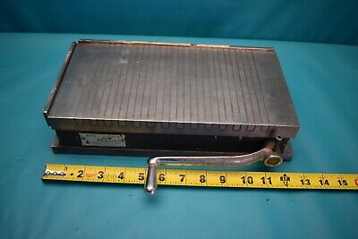 """Used Magnetic Chuck 11-3/4"""" X 5-7/8"""" X 3"""" Made In Japan"""