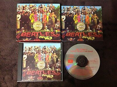 The Beatles Sgt Peppers Lonely Hearts Club Band Cdp 7464422