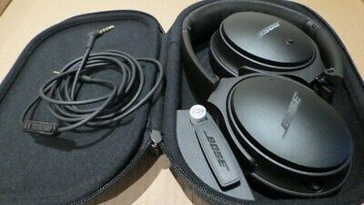 BOSE QC25 Black (special edition) for IOS