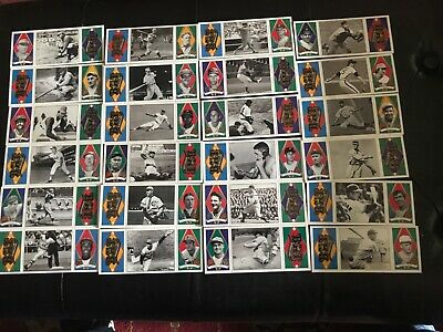Lot 43 1993 Upper Deck B.A.T. Honus Wagner, Ty Cobb, Lou Gehrig, Babe Ruth, More