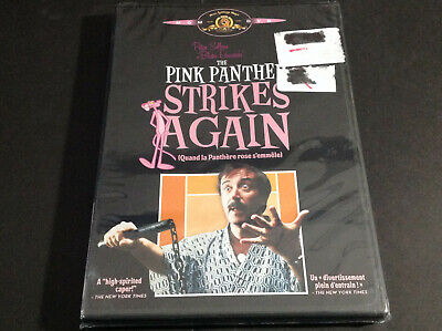 The Pink Panther Strikes Again   ( Dvd )  Peter Sellers