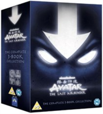 Avatar - The Last Airbender: The Complete Collection DVD NUOVO