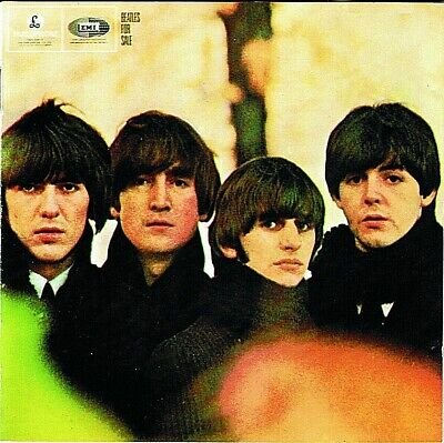The Beatles - Beatles for sale -  CD - near MINT