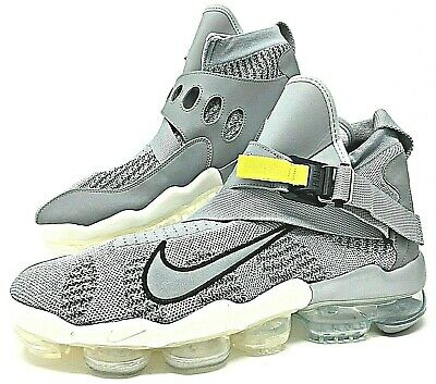 Nike Air Vapormax Premier Flyknit Wolf Grey Men's Shoes Size 12 (AO3241-001)
