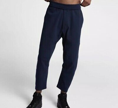 aed0d5d1ba NWT- Nike NikeLab Essentials Stretch Fleece Pants Obsidian -Size L Retail:  $170