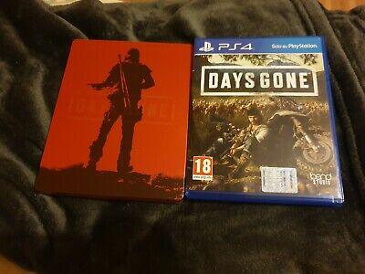 Days Gone Ps4 Con Steelbook - Playstation 4 - Italiano