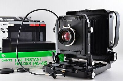 【N MINT+3】Toyo Field 45A Large Format Film Camera Symmar S 135mm Lens From Japan