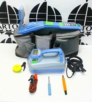 Radiodetection RD8100 PDL Tx10 Cable/Pipe Fault Locator Utility rd 8100 Tx-10