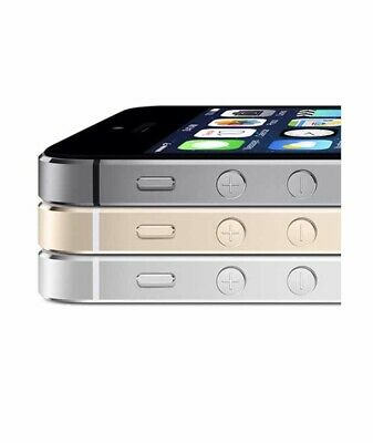 NEW Condition Apple iPhone 5S 16GB / 32GB / 64GB Unlocked Smartphone All Colours