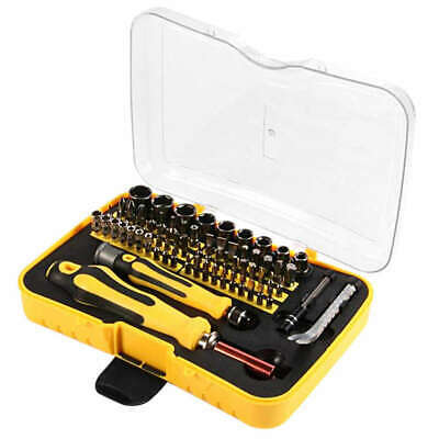 2X(Professional Precision Magnetic Screwdriver Sets-70 In 1 Electronic Rep I6V2)
