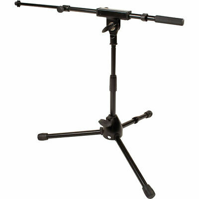 JamStands by Ultimate JS-MCTB50 Short Tripod Mic Stand w/boom UPC 784887167963