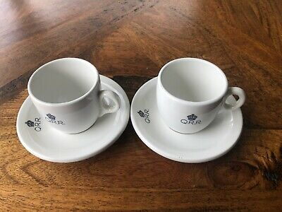 Qrr Bristile Tea Cup Sets Queensland Rail