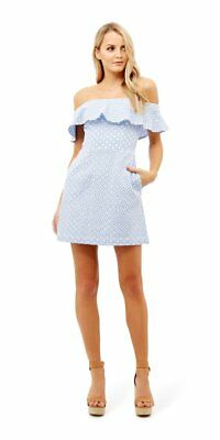 KOOKAI SWEET STEPHANIE  DRESS  SZ 34  FREE POST  (f47)
