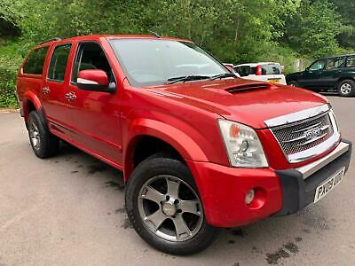 2009 Isuzu Rodeo 3.0Crd Denver Max Le 4X4 Double Cab Pick-Up (Fully Loaded)