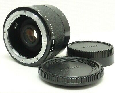 """Excellent++"" Nikon Teleconverter TC-200 2X from Japan #BG"