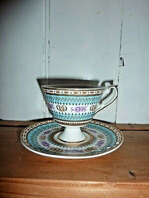 1980's antique  style tea cup and saucer Essence by Stoneage