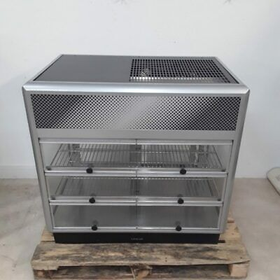 Commercial Chilled Display Fridge Glass Cake Lincat D6R100S