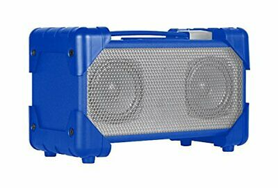 Targus Boombox Retro Wireless Speaker Bluetooth and Portable in Blue