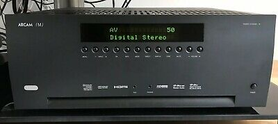 ARCAM FMJ AVR 600 Receiver 7:1 Faulty but repairable